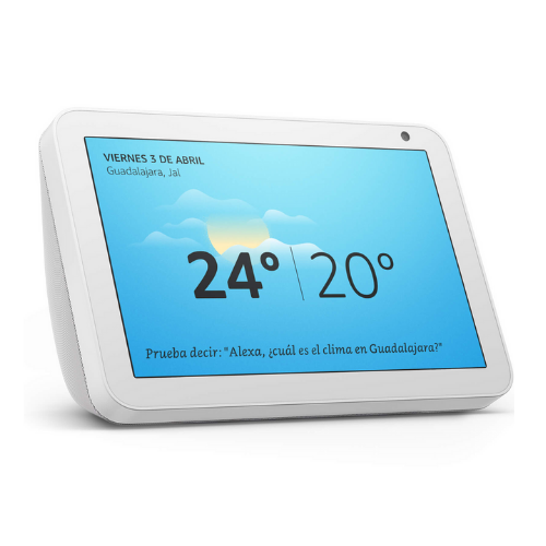 [INN04097] Pantalla Inteligente Amazon Echo Show 8 Blanca