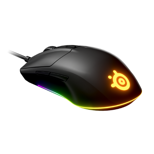 [INN05190] Mouse Gaming Steelseries RIVAL 3