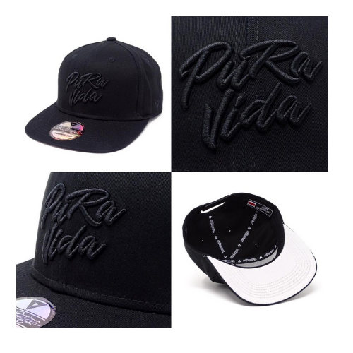 [INN05411] Gorra Twins Desings Pura Vida Costa Rica