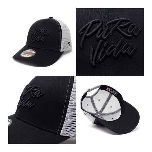 [INN05428] Gorra Twins Desings Pura Vida Costa Rica