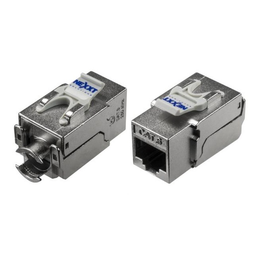 [INT610] Nexxt Solutions - Gigabit Ethernet - Cat6 Shd Keyst. Jack