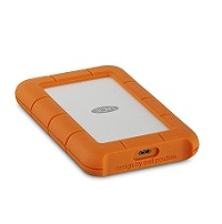 [INT2167] LaCie Rugged USB-C - Disco duro - 1 TB