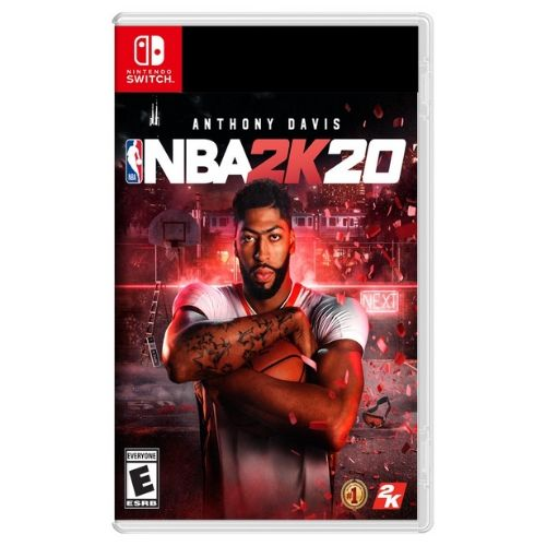 [INN0531] Juego Nintendo Switch NBA 2K20
