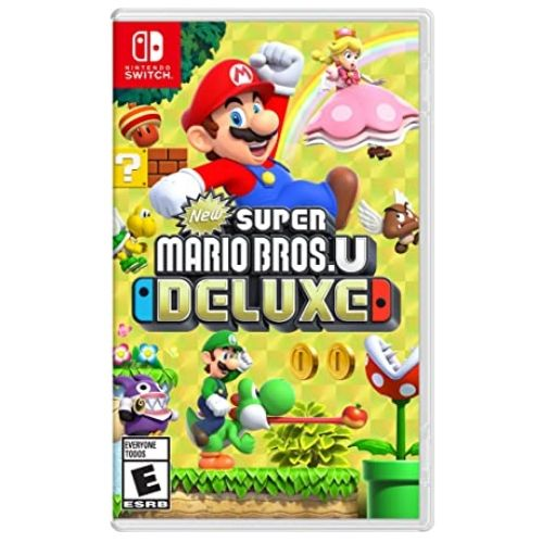 [INN0546] Juego Nintendo Switch Super Mario Bros U Deluxe