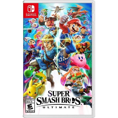 [INN0547] Juego  Nintendo Switch Super Smash Bros