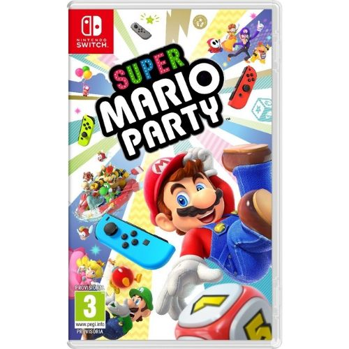 [INN0549] Juego Nintendo Switch Super Mario Party