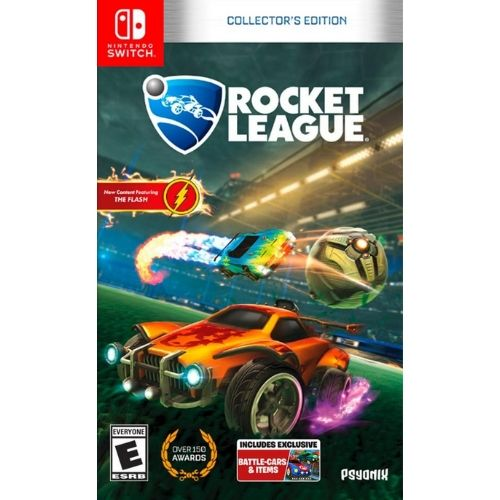 [INN0556] Juego Nintendo Switch Rocket League