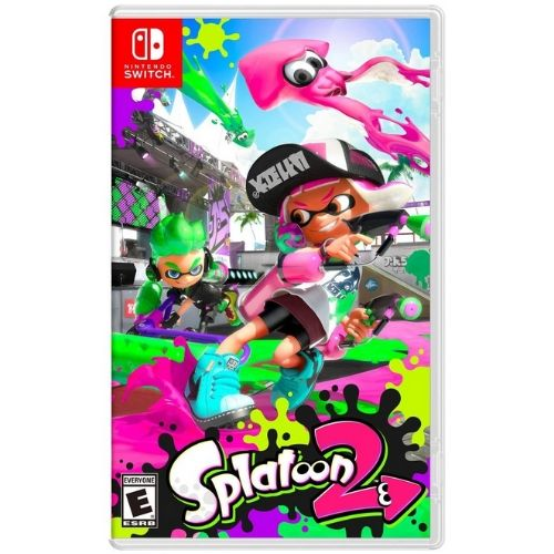 [INN0558] Juego Nintendo Switch Splatoon 2