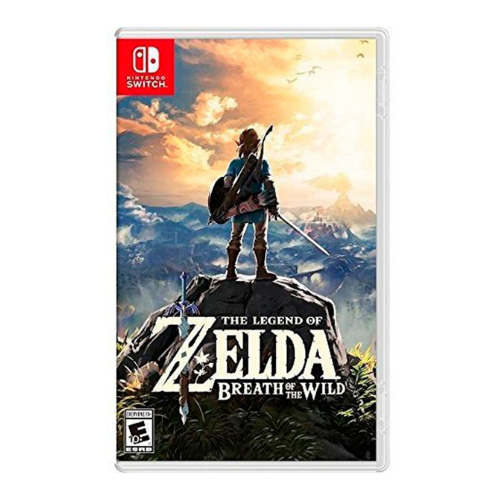 [INN0576] Juego Nintendo Switch Zelda Breath of the Wild
