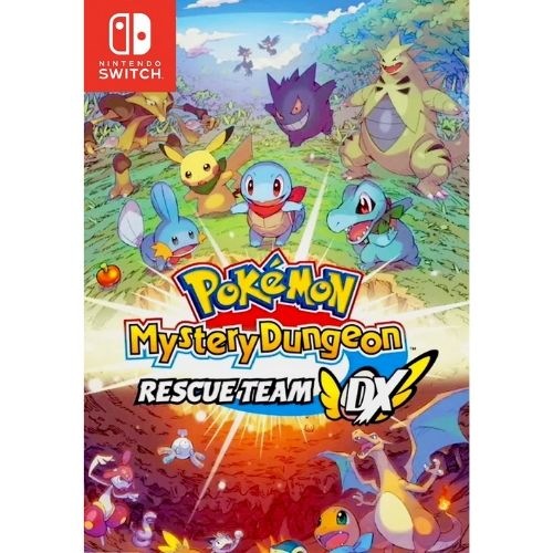[INN0579] Juego Nintendo Switch Pokemon Mystery Dumgeon
