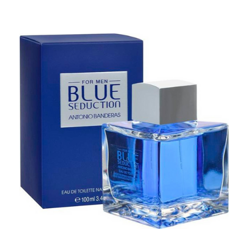 [INN0649] Colonia Blue Seduction Antonio Banderas 100 ML Hombre