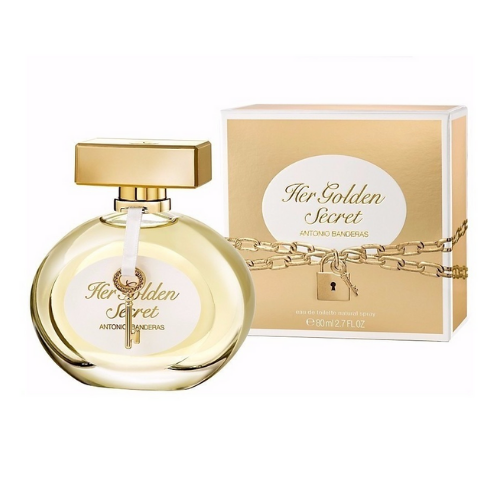 [INN01452] Perfume Antonio Banderas Her Golden Secret 80ml